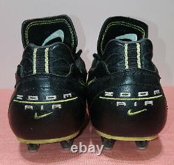1996 Nike Air Rio Zoom D Sg 117155-071 Soccer Cleats Football Boots Us 8.5 Uk7.5