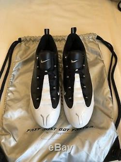 NEW Nike Air Zoom Vapor Jet 4.2 Football Cleats Size 10 with OG bag