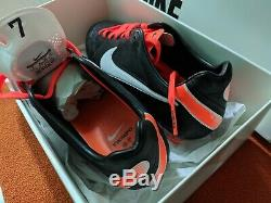 NEW! Nike Tiempo Legend IV ELITE 7 US BOOTS SOCCER CLEATS FOOTBALL Superfly