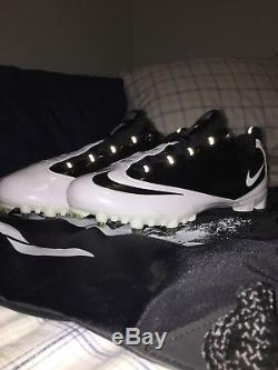 NEW Nike Vapor Carbon Fly TD Size 10.5 Football Cleats