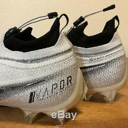NEW Rare Sample Nike Vapor Edge Elite 360 Flyknit Football Cleats Mens Size 11