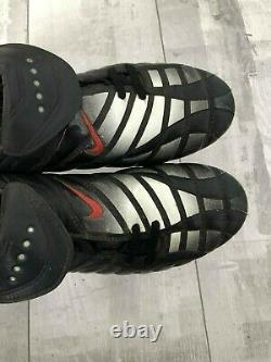 Nike Air Zoom Total 90 FG Football Boots Cleats US10 UK9 EUR44 Italy