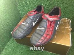 Nike Air Zoom Total 90 Fg II Azt Soccer Football Boots Cleats 8 7