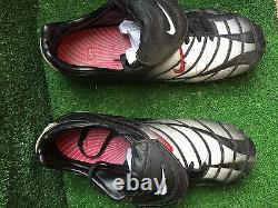 Nike Air Zoom Total 90 Fg Vapor Soccer Football Boots Cleats 9,5 10,5 44,5