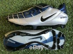 Nike Air Zoom Total 90 II FG Rare T90 Pro Football Boots/Soccer Cleats Uk10