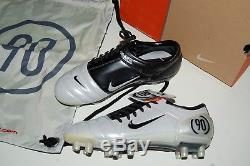 Nike Air Zoom Total 90 III Fg New 8,5 Us 7,5 Uk Boots Cleat Football Deadstock
