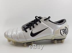 Nike Air Zoom Total 90 III Fg Uk 9,5 Us 10,5 Football Boots Soccer Cleats