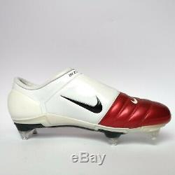 Nike Air Zoom Total 90 III Sg Uk 9,5 Us 10,5 Football Boots Soccer Cleats