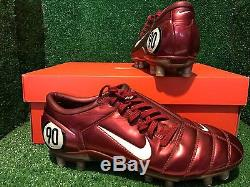 Nike Air Zoom Total 90 Sg Vapor Soccer Football Boots Cleats 7,5 6,5 40,5