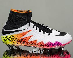 Nike Hypervenom Phantom II SG-PRO 2 men soccer cleats football white 747489-108