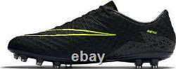 Nike Hypervenom Phinish FG Soccer Football Cleats Boots Shoes mens size 9.5