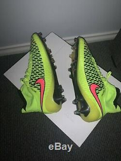 Nike Magista Obra Football Boots! Launch Colour Soccer Cleats! 9US