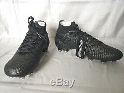 Nike Mercurial Superfly 7 Elite FG Size 9 Black Soccer Cleats Football Boots New