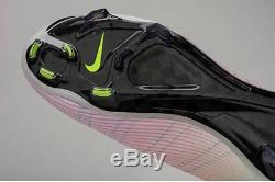 Nike Mercurial Superfly FG (641858-107) Football Cleats Soccer Shoes Boots