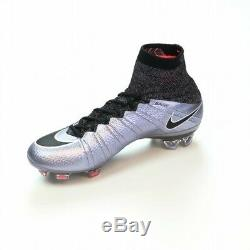 Nike Mercurial Superfly FG Soccer Football Cleats Boots Size 9.5 Lilac Purple