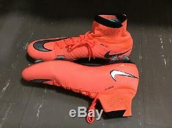 Nike Mercurial Superfly IV (4) FG Soccer Football Cleats Size 11.5 New