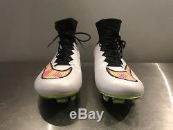 Nike Mercurial Superfly IV ACC FG Soccer cleats Football boots US 9.5 CR7