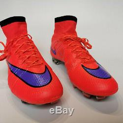 Nike Mercurial Superfly IV Fg Uk 10 Us 11 Football Boots Soccer Cleats
