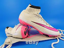 Nike Mercurial Superfly IV Fg Uk 7,5 Us 8,5 Football Boots Soccer Cleats