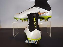 Nike Mercurial Superfly IV Sg Pro Uk 10 Us 11 Football Boots Soccer Cleats