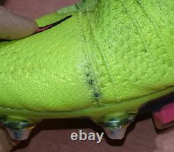 Nike Mercurial Superfly IV Sg-pro 641860-760 Soccer Cleats Football Boots Us 9.5