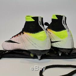 Nike Mercurial Superfly IV Sg-pro Uk 7 Us 8 Football Boots Soccer Cleats