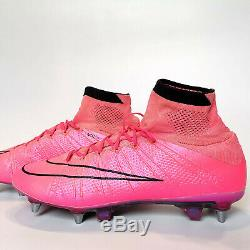 Nike Mercurial Superfly IV Sg-pro Uk 9 Us 10 Football Boots Soccer Cleats