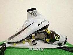 Nike Mercurial Superfly V Ac Sg-pro Cr7 Uk 8 Us 9 Football Boots Soccer Cleats