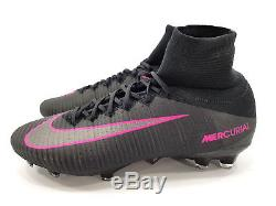 Nike Mercurial Superfly V Fg Uk 11,5 Us 12,5 Football Boots Soccer Cleats