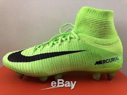 Nike Mercurial Superfly V SG-PRO 831956-306 Size 10 Soccer Cleats Football Boots