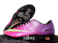 Nike Mercurial Vapor IX Fg Uk 9 Us 10 Football Boots Soccer Cleats