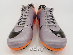 Nike Mercurial Vapor Superfly II Fg Uk 7 Us 8 Soccer Cleats Football Boots