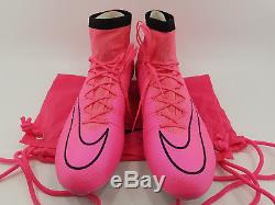 Nike Mercurial Vapor Superfly IV Sg-pro Uk 12 Us 13 Soccer Cleats Football Boots