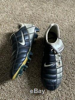 Nike T90 Air Zoom US Size 9 Soccer Football Boots Cleats T90