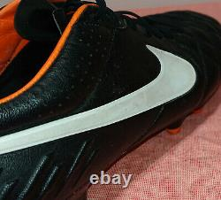 Nike Tiempo Legend IV Fg 454316-018 Soccer Cleats Football Boots Us 10.5 Uk 9.5