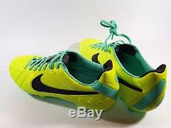 Nike Tiempo Legend IV Fg Uk 8 Us 9 Acc Football Boots Soccer Cleats