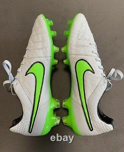 Nike Tiempo Legend V FG Pro ACC Leather Football Boots Soccer Cleats US 9 UK 8