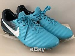 Nike Tiempo Legend VII FG ACC 897752-414 Size 9 Soccer Cleats Football Boots