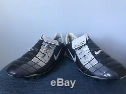 Nike Total 90 Air Zoom US Size 12.5 Soccer Football Boots Cleats classics t90