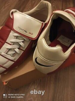 Nike Total 90 II Football Boots soccer cleats UK 12 US 13 rare New with tags