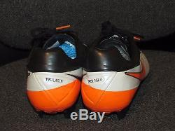 Nike Total 90 Laser Fg Soccer Cleats Shoes Football Boots Us 10.5 Uk 9.5