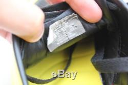Nike Total 90 Laser Football Boots Cleats 2007 Very Rare YellowithBlack FG Size 10
