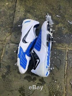 Nike Total 90 Laser II SG Rare Pro Football Boots/Soccer Cleats Uk 10