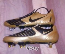 Nike Total 90 Laser II SG Rare T90 Pro Football Boots/Soccer Cleats Uk 8.5