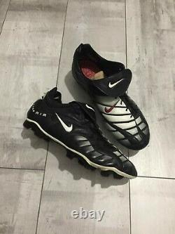 Nike Total 90 Zoom Air Soccer Cleats Retro Football Boots US10 UK9 EUR44 RARE