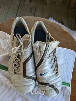 Nike ZOOMAIR total 90 Supremacy FG Soccer Cleats Football Boots US10 rare Rooney