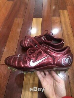 Nike Zoom Air Total 90 III Men's Football/Soccer Boots Size 9.5 US Cleats
