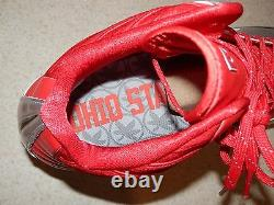 Ohio State Football Nike Vapor Speed Team Issue New Old Stock Cleats 14 Man Cave