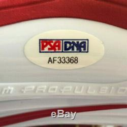 PSA/DNA SF 49er #85 GEORGE KITTLE Signed Autographed NIKE Football Cleats