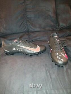 Shawn Wade Ohio State Nike Vapor Autographed Cleats